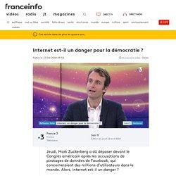 Internet est-il un danger pour la démocratie ?