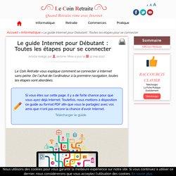 Le guide Internet pour Débutant : Toutes les étapes pour se connecter