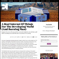 A Real Internet Of Things For The Developing World (And Burning Man)