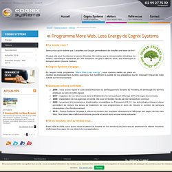 Site Internet - Développement Durable - Green IT