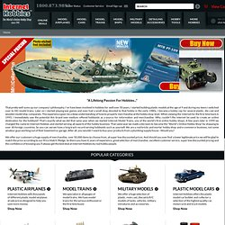 Internet Hobbies™ | Online Hobby Shop | Discount Prices | Super Selection