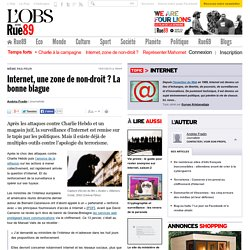 Internet, une zone de non-droit? La bonne blague - Rue89 - L'Obs