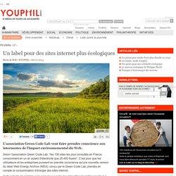 Un label pour des sites internet plus écologiques