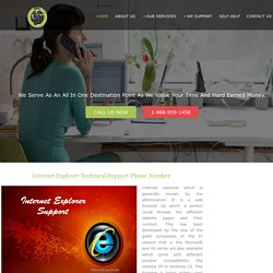 1-888-959-1458 Internet Explorer Tech Support Phone Number Customer Service