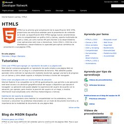 Internet Explorer Learning - HTML5
