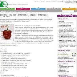 Hors Série MCD: Internet des objets / Internet of things