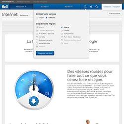 Internet: fournisseur de services Internet haute vitesse au Canada