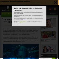 L'Internet français est obligé de révéler tous ses secrets au gouvernement