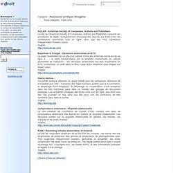 e-droit : sites internet juridique, moteur de recherche