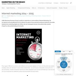 Internet marketing 2014 - 2015