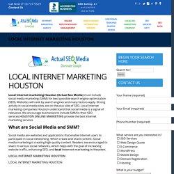 LOCAL INTERNET MARKETING HOUSTON