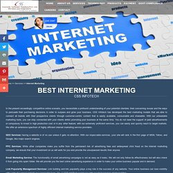 Internet Marketing Company – CSS Infotech
