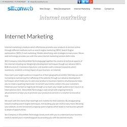 Internet Marketing Company, Internet Marketing Services India