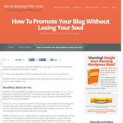 Internet Marketing Profits Joint Venture Strategies