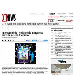 Internet mobile : Mediamétrie inaugure sa nouvelle mesure d'audience