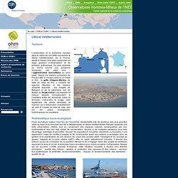 site internet du ROHM - Littoral mediterranéen: enjeux socio-économiques