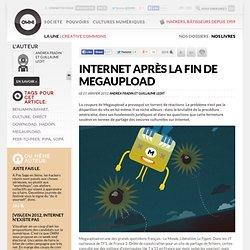 Megaupload : l'Internet d'après