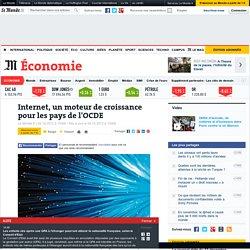 Internet, un moteur de croissance pour les pays de l'OCDE