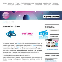 Internet is a biche ! - Newsroom IONIS Education Group