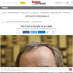 Google , Benoît Sillard, internet , nouvelle façon de travailler