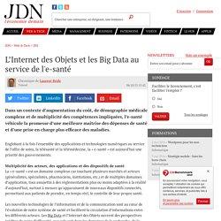 L'Internet des Objets et les Big Data au service de l'e-santé