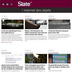 Dossier: internet des objets