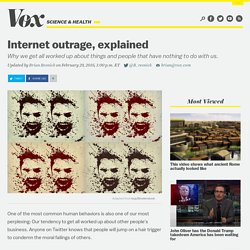 Internet outrage, explained