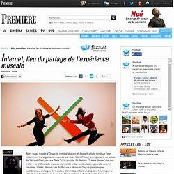 Internet, lieu du partage de l'expérience muséale