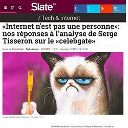 «Tant pis pour elles!»: nos réponses à l'analyse de Serge Tisseron sur le «celebgate»