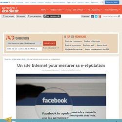 Un site Internet pour mesurer sa e-réputation