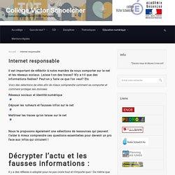 Internet responsable