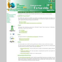 Dia Internet Segura 2011 - 8 de Fevereiro