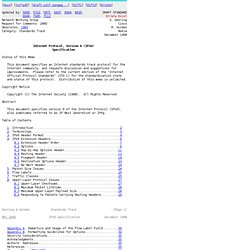 rfc and internet drafts Date and time on the internet: timestamps rfc 3339 : toc : network working group: internet message format, rfc 2822, april 2001 crocker the following people noted corrections and improvements to earlier drafts: dr john stockton, jutta degener, joe abley, and dan wing.