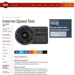 reviews.cnet.com/internet-speed-test/