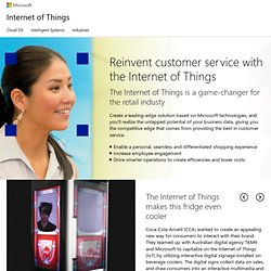 Internet of Things: The Future of Your Retail Technology