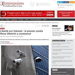 Liberté sur internet : le procès contre Ross Ulbricht a commencé