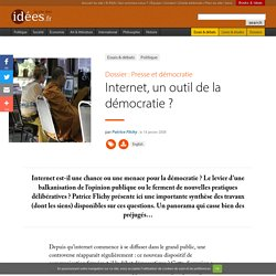 Internet, un outil de la démocratie