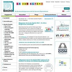 Internet-Wegweiser: BAGSO
