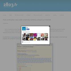 Trois outils pour vous aider à faire du contenu unique sur Internet