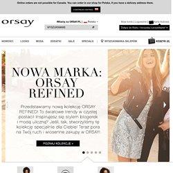 Moda damska i dodatki online