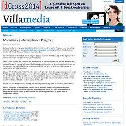 NVJ wil uitleg internetplannen Persgroep