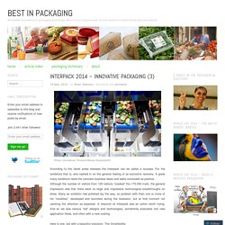 Interpack 2014 – Innovative Packaging (3)