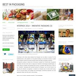 Interpack 2014 – Innovative Packaging (3)