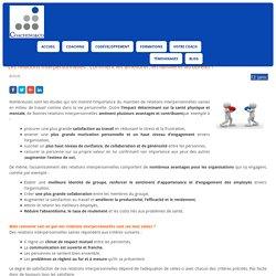 Les relations interpersonnelles: comment les améliorer, en famille et au bureau? - Coaching professionnel et personnel à Toulouse : COACHING & CO