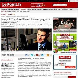 """Interpol : """"La pédophilie sur Internet progresse plus que jamais"""""""