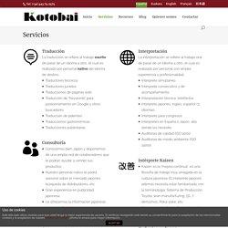 Servicios de Traduccion tecnica y jurado, Interpretacion Simultanea y Consultoría de Japones