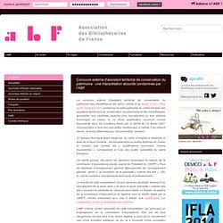 Concours externe d'assistant territorial de conservation du patrimoine : une interprétation absurde condamnée par l'ABF
