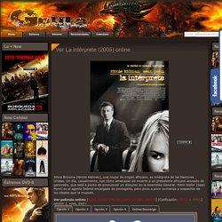 Ver La intérprete (2005) online