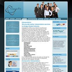 Court Interpreter, Medical Interpreter, Langauges Interpreter Services USA - Languages Pro