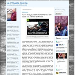 Interro Ecrite - Blog LeMonde.fr